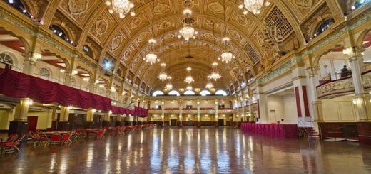 Tanzsaal - Blackpool