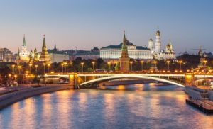 Moskau, Moskwa